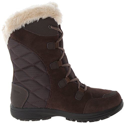 Siberia Ice Cordovan Snow II Columbia Maiden Boot Women's B6wq00fP