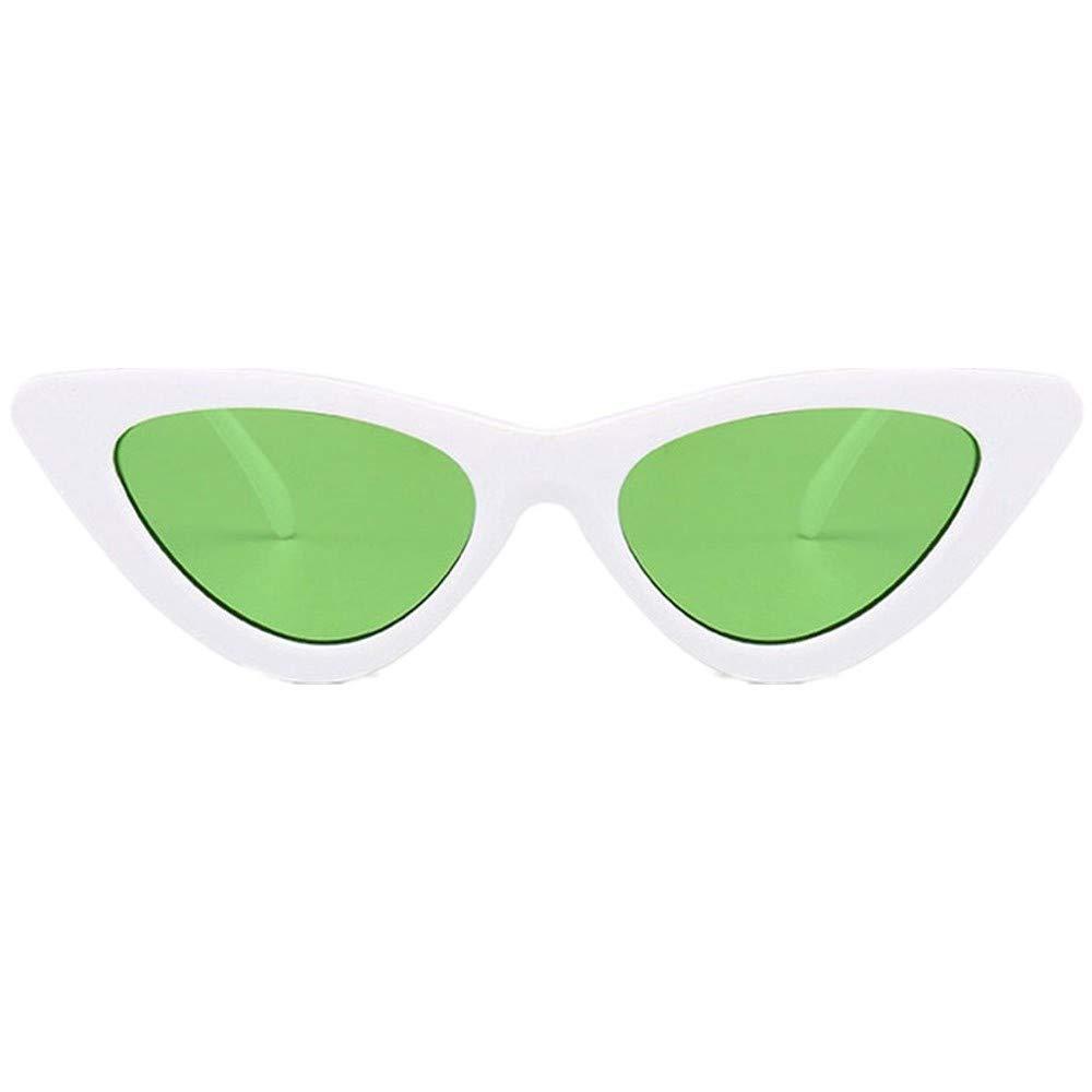 AZALA Occhiali da Sole da Donna Vintage Gatto Steampunk Occhiali da Sole Protezione UV Occhiali Lenti per occhiali da sole Clout Telaio Occhiali da Vista Clip Hip hop Specchio Sunglasses