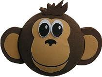 Cute Big Eyes Monkey Antenna Topper Eva Decorative Topper Balls for Car TDO