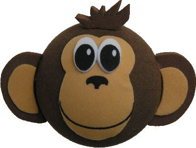 Aerialballs Cheeky Monkey Car Aerial Ball Antenna Topper OR Dashboard Wobbler! (one P&P charge no matter how many items you buy from