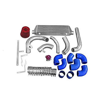 Amazon.com: CXRacing Intercooler Piping Kit + Turbo Intake Pipe Filter BOV For Miata 1.8L NA-T: Automotive