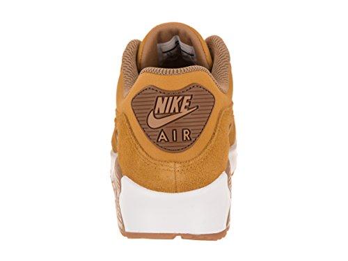 Gold Gelb In Giallo Brown mineral Nike Sneaker Air sintetico Max nbsp;se gum elemental tessuto Yellow 90 Pelle Light qwxXvB6x