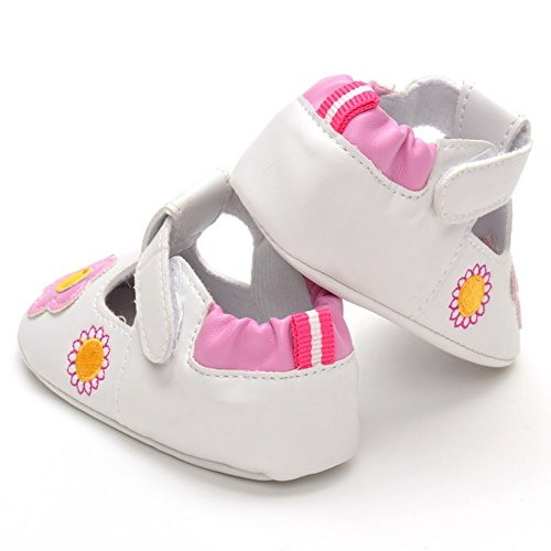 Pictures of Demonda Infant Toddler Baby Girls Flower Anti- 4