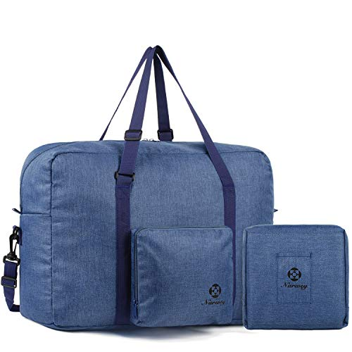 For Spirit Airlines Foldable Travel Duffel Bag Tote Carry on Luggage Sport Gym Duffle for Men and Women