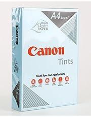 Canon Copier Paper A4 80gsm Canon Tint (Color)-Blue 500 sheets/ream
