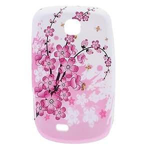 Buy Plum Blossom Soft Case for Samsung Galaxy Mini S5570
