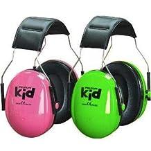 3M Peltor Optime I Kids Pack One Green, One Pink