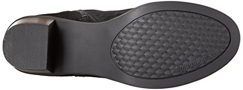 Hush Puppies Womens Saun Olivya Laars Zwart