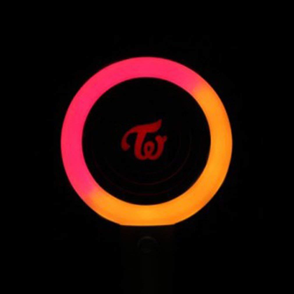 Twice Lightstick Ver.2 Candy Bong Z Concert Light Stick L/ámpara incandescente Momo Sana