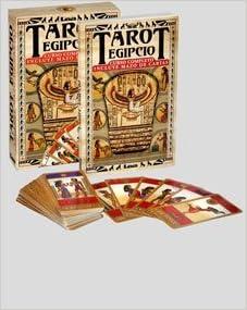 Tarot egipcio en caja: Curso completo con mazo de cartas ...