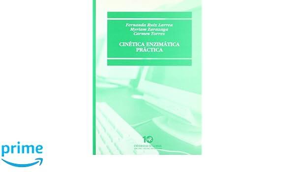 Cinética enzimática práctica Material Didáctico. Agricultura ...