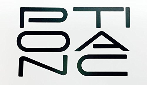 Arrowhead 2 Light - Rear Bumper Lettering Decal Inlay - 93-02 Firebird - (Color: Reflective Light Silver)