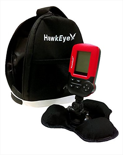 HawkEye FT1Pi FishTrax 1X IceShack Kit  Fish Finders And Other Electronics NorCross Marine Products