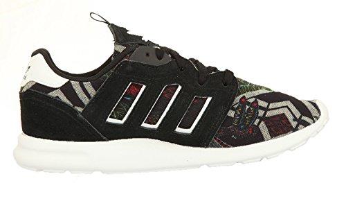 adidas Originals Damensneaker ZX 500 2.0, schwarz.