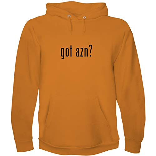 The Town Butler got azn? - Men's Hoodie Sweatshirt, Gold, Medium