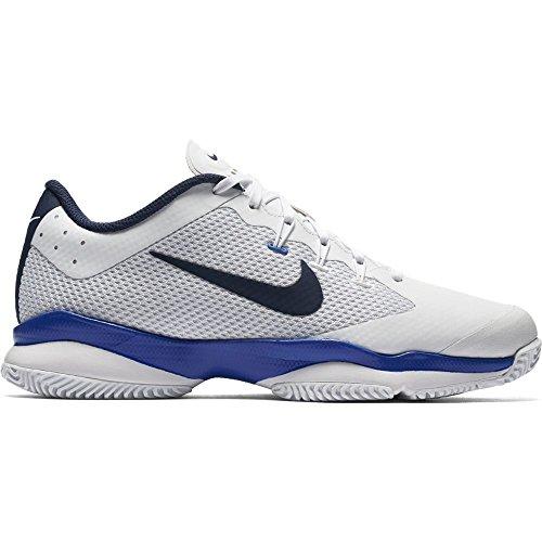 Zapatillas De Baloncesto Nike Hyperfuse Tb Para Hombre (12.5 D (m) Ee. Uu., Negro / Blanco)