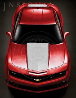 Genuine GM Accessories 92248300 'Hood and Hockey Stick Stripes' Decal