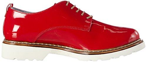 Rohde Bankgog - Zapatos Mujer Rojo