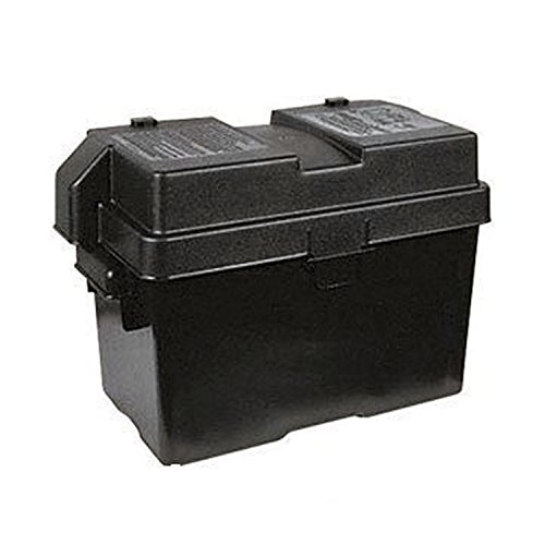 ALEKO LM13012AH Battery Box for Two 12AH Batteries