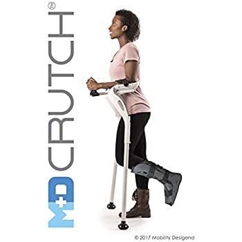 a1eb7cff3df Amazon.com  iWALK2.0 Hands Free Knee Crutch - Alternative for ...