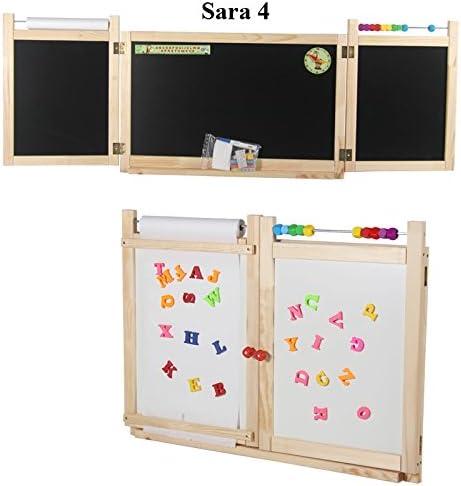 Wandtafel Schultafel Spieltafel Tafel für Kinder mit Kreide ROBOTER