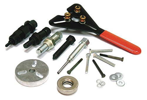 Westward 1YMG5 A/C Clutch Tool Kit, Installer/remover