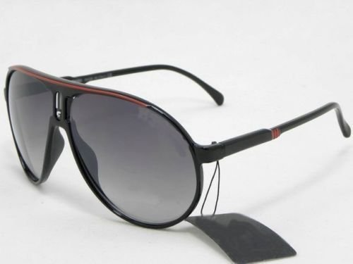 0f7be8aa65 Carrera Style Black and Red Sunglasses