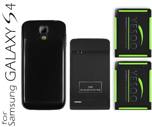 YESOO 5200mAh Extended Battery Charger