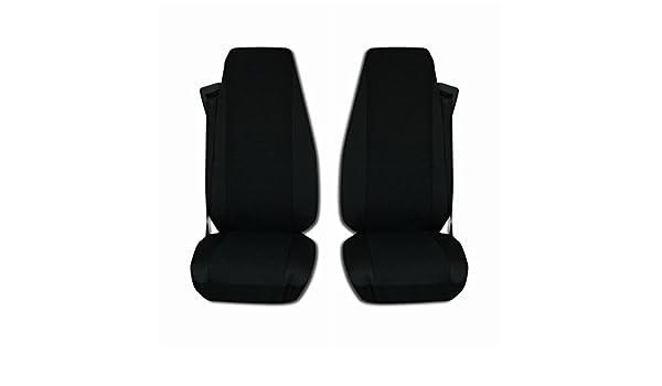 2 x camiones fundas para asientos ya referencias para volvo fl fe FM fh12 fh16 negro