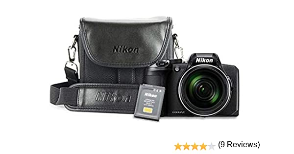 Nikon Coolpix B600 VQA090EAK1 - Cámara Bridge de 16 MP (Full HD ...