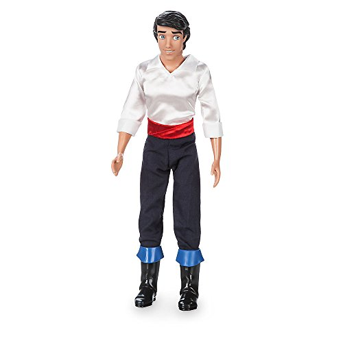 Disney Prince Eric Classic Doll - The Little Mermaid - 12 Inch 460013901518