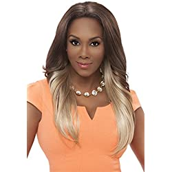 Vivica Fox Synthetic Baby Hair Lace Front Wig - Tracy-GM613/27