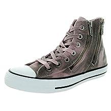 Converse Women's Chuck Taylor Dual Zip Hi Basketball Shoe