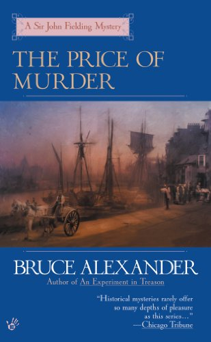 The Price of Murder (Sir John Fielding)