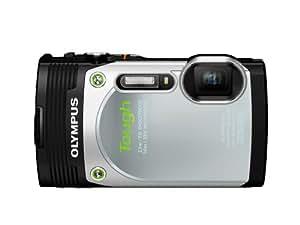 Olympus  Stylus TG-850 IHS 16 MP Digital Camera (Black/Silver)