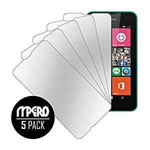 5 X Pack of Mirror Screen Protectors for Nokia Lumia 530