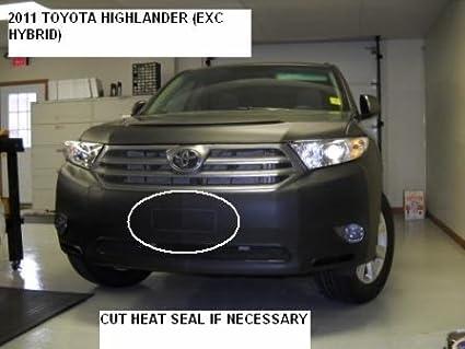 LeBra Front End Cover Toyota Paseo Vinyl Black