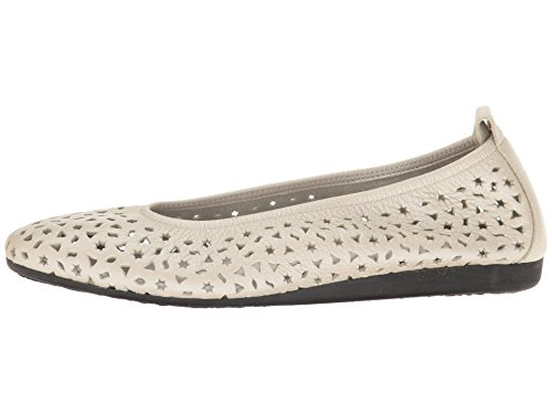 Arche Vrouwen Lilly Flat Nair / Brume Fast Metal