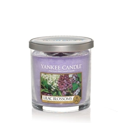 Tumbler Wax Candle (Yankee Candle Small Tumbler Candle, Lilac Blossoms)