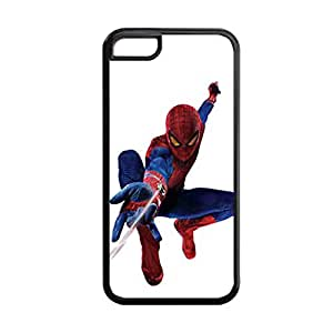 Generic Durable Soft Abstract Phone Case For Children Custom Design With The Amazing Spider Man For Apple Iphone 5C Choose Design 7