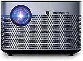Xgimi H2 4K 1080p HD Smart Projector WiFi Bluetooth Harman/Kardon Speakers, Home Video Theater System , 1350 ANSI lm,...