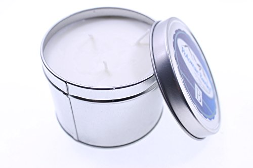 Potomac Banks Pack of 2 36-Hour 3-Wick Emergency Survival Camping Hiking Travel Candle (Comes with Free How to Live Stress Free Ebook) by Potomac Banks