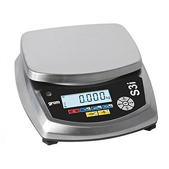 Balanza industrial de gram S3-15. (15kg/1g)