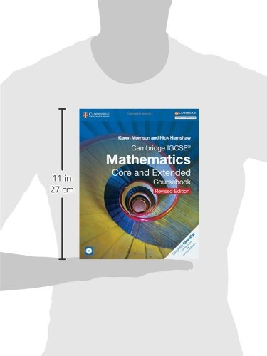 Cambridge IGCSE Mathematics Core and Extended Coursebook with CD ...