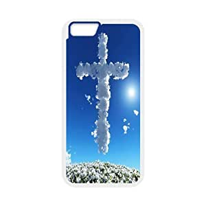 "PCSTORE Phone Case Of Jesus Christ Cross For iPhone 6 Plus (5.5"")"