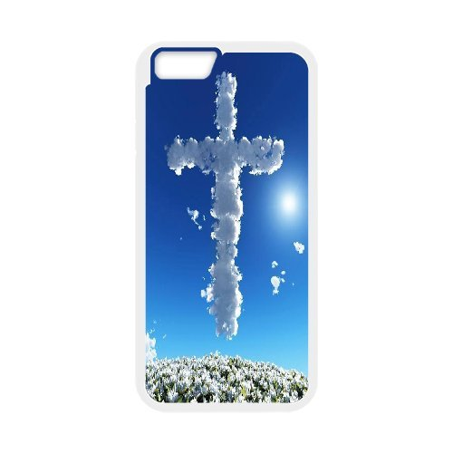 "LP-LG Phone Case Of Jesus Christ Cross For iPhone 6 Plus (5.5"") [Pattern-2]"