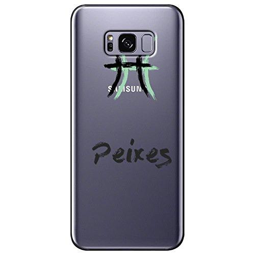 Capa Personalizada Samsung Galaxy S8 G950 - Peixes - SN36
