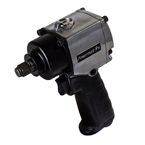 Powermate Px P024-0295SP Compact Air Impact Wrench, 1/2''