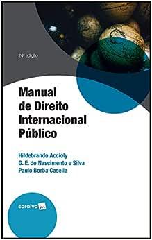 Manual de direito internacional público - 24ª edição de 2018