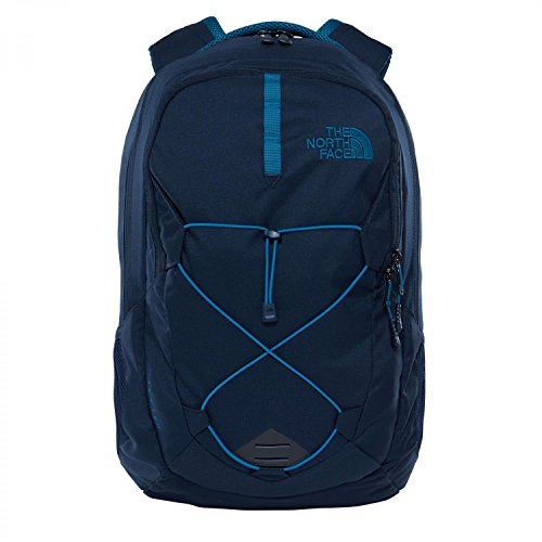 The North Face Jester Backpack - Urban Navy/Brilliant Blue - One Size (Past (Blue / Navy Laptop Backpacks)